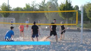 Zukunft Beachsportanlage